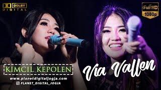 KIMCIL KEPOLEN - VIA VALLEN LIVE ON SERIBU BATU MANGUNAN