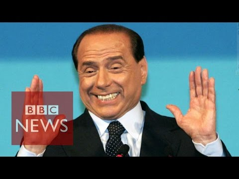 33 girls in 2 months? 'Best bits' of Berlusconi book - BBC News