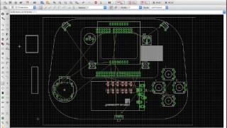 EAGLE 103 - Placing Components