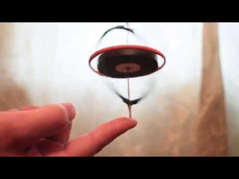 Как сделать гироскоп своими руками