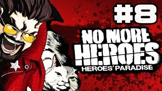 Matt Plays No More Heroes: Heroes' Paradise (Part 8)