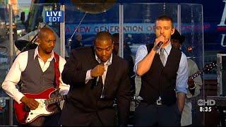 Download Lagu Justin Timberlake - SexyBack (Good Morning America 2006) HD Gratis STAFABAND