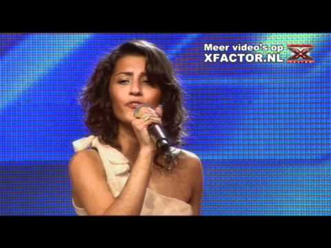 X FACTOR 2011 - aflevering 2 - auditie Beri