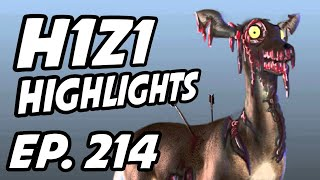 H1Z1: King of the Kill Daily Highlights | Ep. 214 | Ninja, TTHump, imphotographer, ErycTriceps