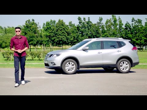 2015 Nissan X-Trail Malaysia Review