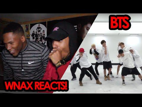 BTS - FIRE [DANCE VERSION] REACTION VIDEO #KoreanSub