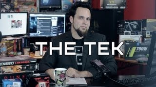The Tek 0025_ Warp Speed, Zombie Training, Artists Like Torrents