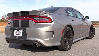 Pure Sound: Dodge Charger SRT Hellcat (Cold Start, Revs, Track Driving & More!)