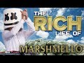 MARSHMELLO   The RICH LIFE   Forbes 2018 Net Worth ( Cars, Mansion, Helmet And More )