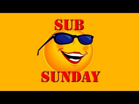 Sub Sunday - Ogxrayz - Cool Story Bro - Jealous Ps3, Hardcore Porn, And Old Lady Dildo video