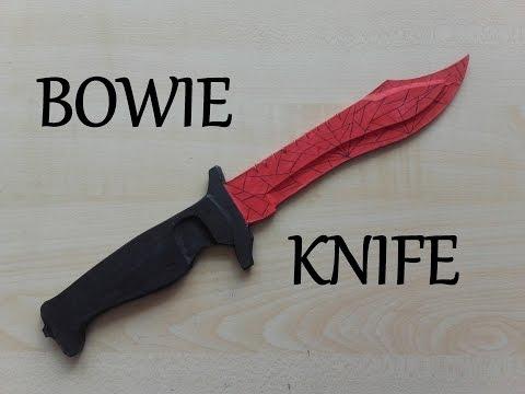 Jak Zrobić Bowie Knife Crimson Web CS GO?