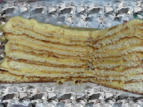 Торт на сковороде со сгущенки идеально просто в приготовлении. Торт на сковороде на скорую руку