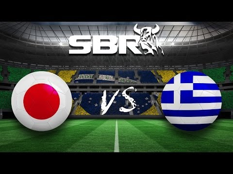 Japan vs Greece (0-0) 19/06/14 | Group C 2014 World Cup Preview