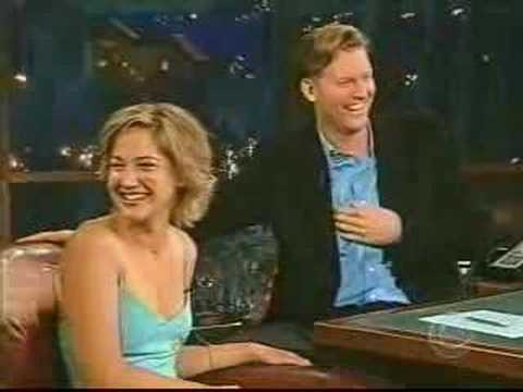 Colleen Haskell on Craig Kilborn