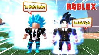 Roblox - MUỐN SỞ HỬU SỨC MẠNH FUSION HỢP THỂ THẬT LÀ KHÓ HAHA - Dragon Ball X