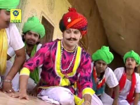Sagaji Ne Nijra Lagayi - Hari Mirch Ro Zhumakdo - Rajasthani Album Songs video