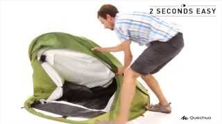 2 Seconds Easy 3 Tent 3 People