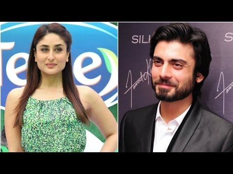 Kareena Kapoor Khan to Romance Pakistani Actor Fawad Khan