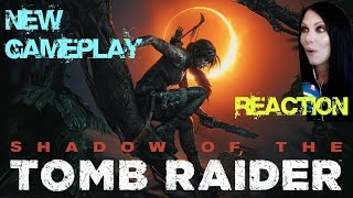 Shadow of the Tomb Raider - Welcome to Paititi Walkthrough - REACTION!