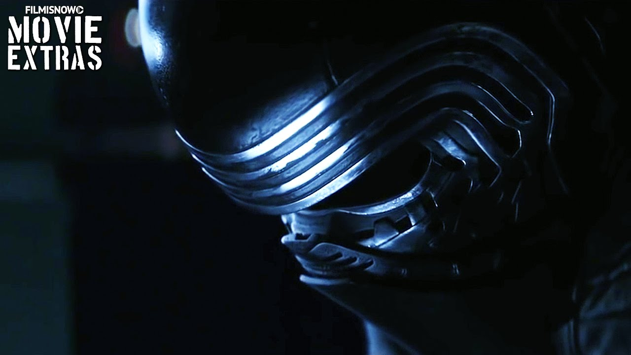 Star Wars: The Force Awakens 'Kylo Ren's Parents' Featurette [Blu-Ray/DVD 2016]