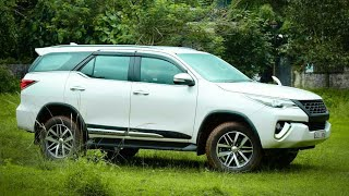New Toyota Fortuner Full Review  | Exterior ,Interior, Price & Mileage | Malayalam |