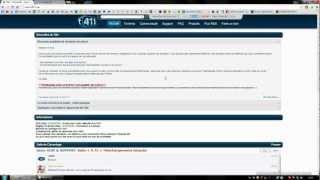 Augmenter son ratio Torrent411 facilement avec RatioMaster - NaworTuto