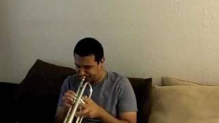 Washington Post by John Philip Sousa (Trumpet Cover)