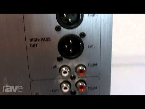 CEDIA 2013: Harman Features Revel Powered Subwoofer