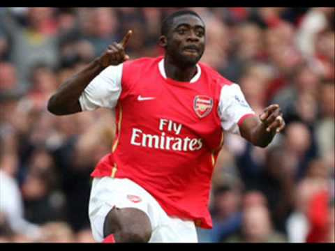 ARSENAL AWAY BOYZ - Kolo Toure Song 2002-2009 Arsenal
