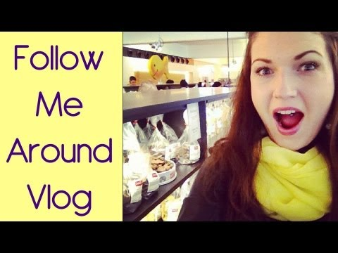 COOKIE HEAVEN!! Follow me Around Vlog