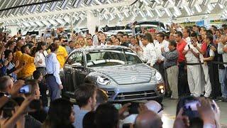 Final VW 'Beetle' model rolls off Mexican production line | AFP