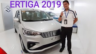 2019 Suzuki Ertiga Philippines | Exterior and Interior| Full Review 2019
