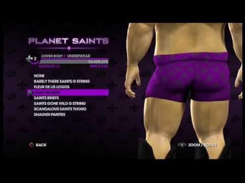 Saints Row 3 - Já viu um personagem tão feio?  - Gameplay?