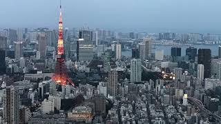 TOKYO CITY VIEW, ROPPONGI HILLS