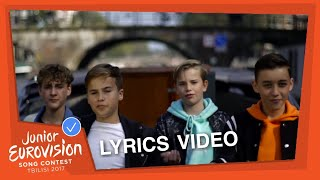 Fource - Love Me (The Netherlands) Junior Eurovision Song Contest // Lyrics Video