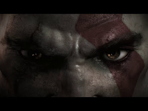 god of war 3 trailer 1 / trailer  él dios de la guerra 3 HD  high definition