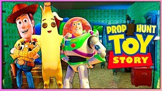 PROP HUNT *TOY STORY* (FORTNITE MINIJUEGOS)