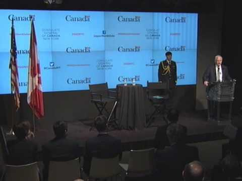Governor General of Canada Visits the NASDAQ MarketSite - 5.29.13