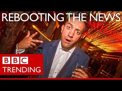 'Mexico's Jon Stewart' reboots the news on YouTube - BBC Trending