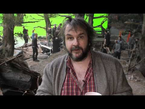 The Hobbit: An Unexpected Journey - Production Video #4
