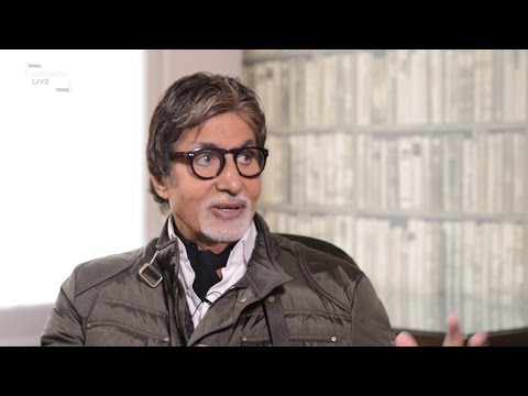 Amitabh Bachchan: 'London is like home'