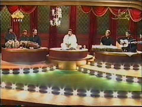AAH KO CHAHIYE by  NAQI ALI KHAN Performing Live in PTV Programe...