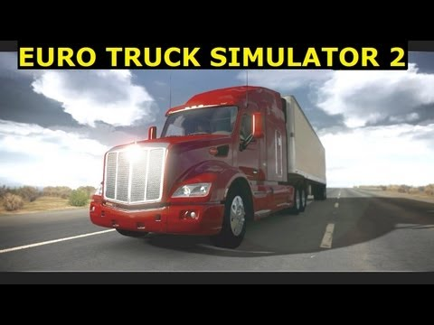 Euro Truck Simulator 2 - 1.5.2 NEW Truckers Map Mod. TSM. T500 RS. TH8RS. thrustmaster. 1080p
