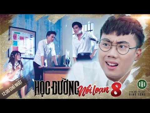 PHIM CẤP 3 - Phần 8 : Trailer 10 | Phim Học Sinh Hài Hước 2018 | Ginô Tống, Kim Chi, Lục Anh