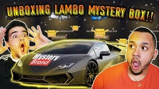 SUPERCARS MYSTERY BRAND UNBOXING ONLINE HYPEBEAST MYSTERY BOXES!! * NOT SPONSORED