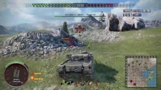 7.6k Dmg!-WoT Xbox: Chieftain Mk.6 Gameplay