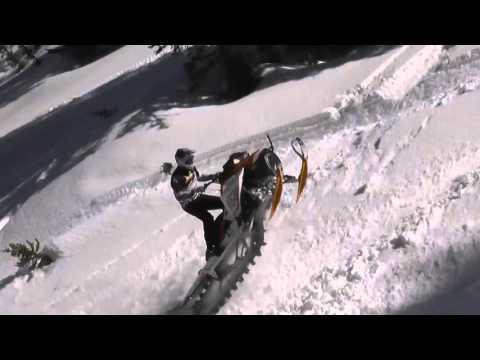 Ski-doo 850 etec (RAW)