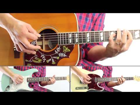 CNBLUE (씨엔블루) - Control (Guitar Cover By Guitar Junkie) HD