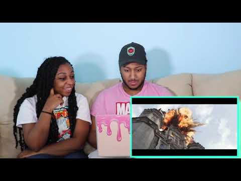 """SPIDER-MAN: FAR FROM HOME"" Official Teaser Trailer REACTION!!!"