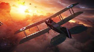 Battlefield 1 - 7 Minutes of Warplane Domination Gameplay in 1080p 60fps